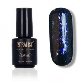 Rosalind 7ml Shiny Galaxy Series Nail Gel