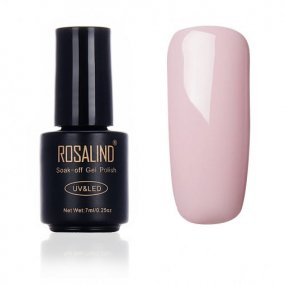 Blush Pink Color Nail Gel