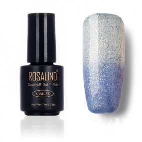 Glitter Temperature Change Nail Gel