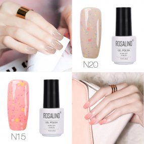 Cheese Series Nail Gel