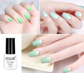 Agate Green Nail Gel