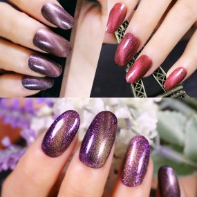 Chameleon Cat Eye Series Nail Gel