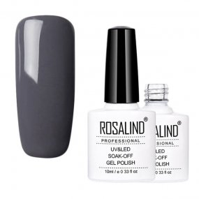 Elegant Grey Color Nail Gel