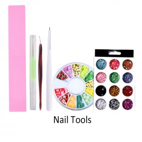 Nail Gel Tool Set Kit 5ML Nail Painting