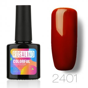 Rosalind 10ml Pumpkin Color Nail Gel