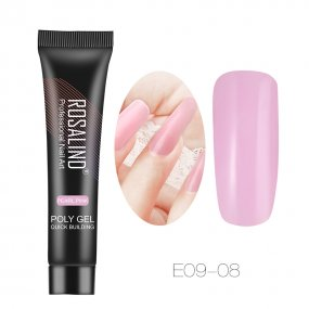 Builder Gel Poly Gel for Nail Extension 15ml