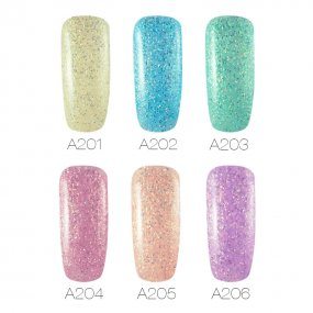Bright Star Nail Gel