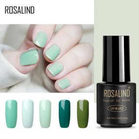 Turkish Green Color Nail Gel
