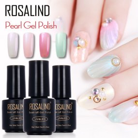 Ocean Pearl Color Series Nail Gel
