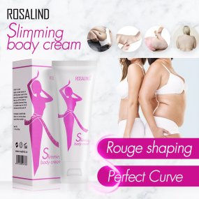 Rosalind Magic Slim Cream Natural Organic Ingredients Add Special Herbal Extracts