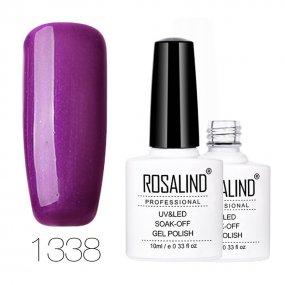 Rosalind FW Season Recommend Pure Color Nail Gel Vanish 32 Colours 10ML Classic Color