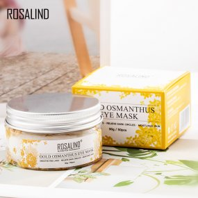 Rosalind 50Pcs Gold Osmanthus Eye Mask