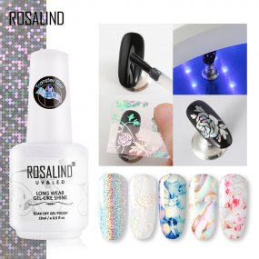 Rosalind 15ML Transfer Foil Nail Gel