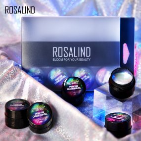 Rosalind 5ML Phantom Chameleon Gel Kit (12PCS/LOT)