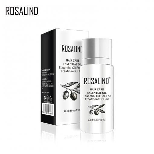 ROSALIND 20ml Keratin Treatment Hair Serum Hair Treatment Mask Keratin for Hair Nourish Scalp Repair Dry Damage Hair Care