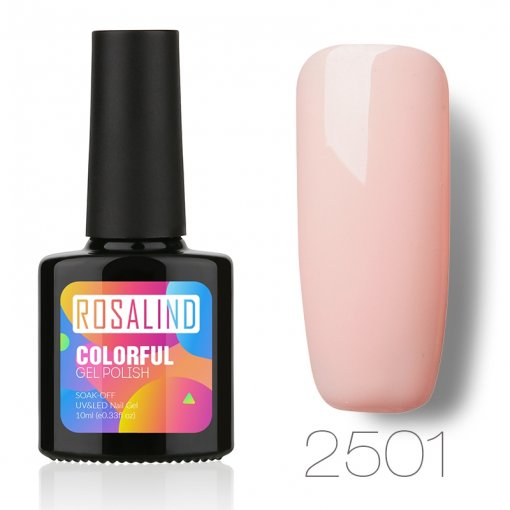 RosalindGel 10ML Nude Color Series Gel