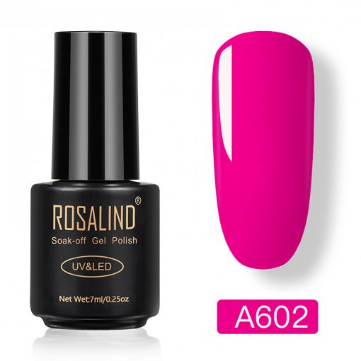 Rosalind 7ML Neon Nail Gel