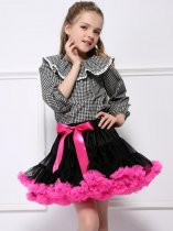 Toddler Girls Layered Tutu Party Skirt