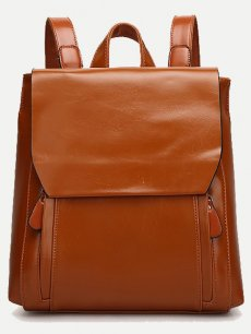 Vinfemass Soft Sewing Thread Square Backpack