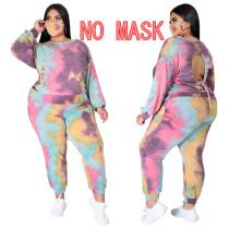 (XL-4XL)NY5065——2pcs,no mask