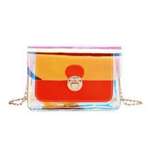 New style messenger bag shoulder bag jelly bag