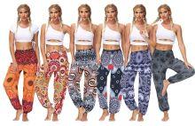 2021 new women's casual high-waist all-match harem pants