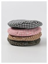 (ebay price:$12.31)Fashion Classic All-match Beret Warm Winter Hat