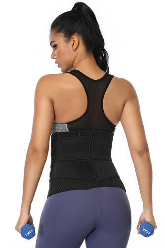 Black Slimming Shaper Waist Trainer LC51061