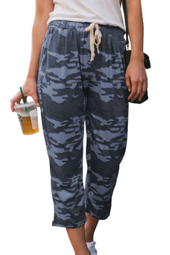Naval Camouflage Lounge Pants LC77333