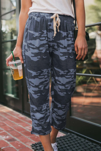 Naval Camouflage Lounge Pants