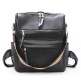 Black Large Capacity Shoulder Bags Handbag