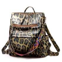 Leopard Large Capacity Shoulder Bags Handbag