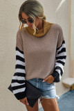 Cameo Brown Pullover Sweater