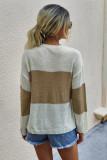 Kahki Pullover Sweaters
