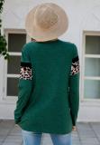 Leopard Long Sleeve Top