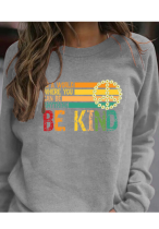 Be Kind Graphee Sweatshirts