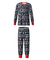Christmas Loungewear Pajamas Set For Baby & Kid's