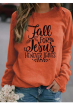 Fall for Jesus Graphee Sweatshirt