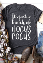Hocus Pocus Halloween Graphee Top