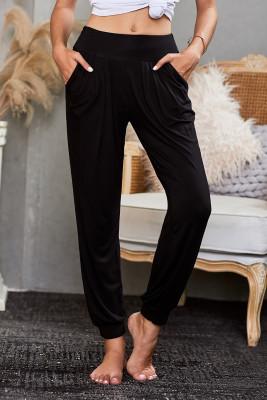 Black Stylish Lounge Pants