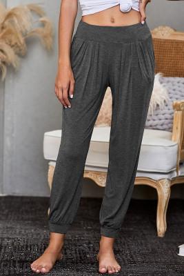 Gray Stylish Lounge Pants
