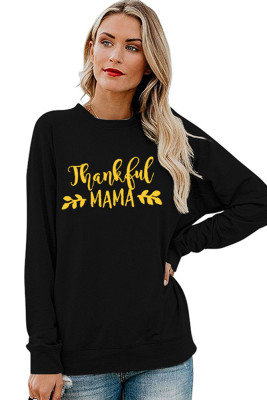 Thankful Mama Graphee Top Sweatershirt