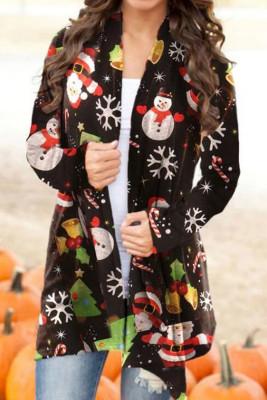 Christmas Snowmen Cardigan