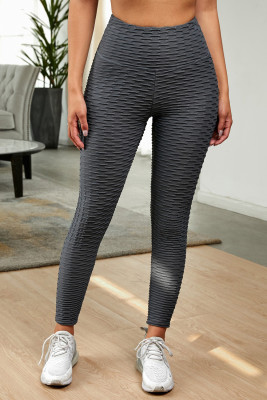 Gray Perfect Shape Leggings