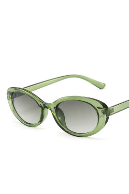 Sunglasses Retro Metal Hinge Glasses