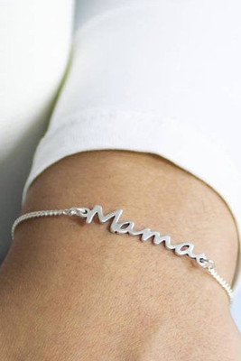 Mother's Day Gift MAMA Letters Bracelet