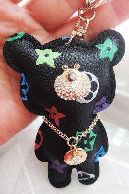 Presbyopia Bear Doll Key Chain