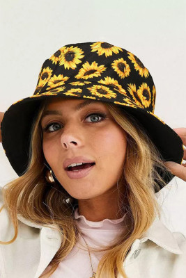 Sunflower Women's Bucket Hat