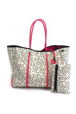 Printed Neoprene Tote Bags