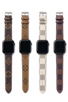 Sport Leather Bands Compatible With Apple Watch